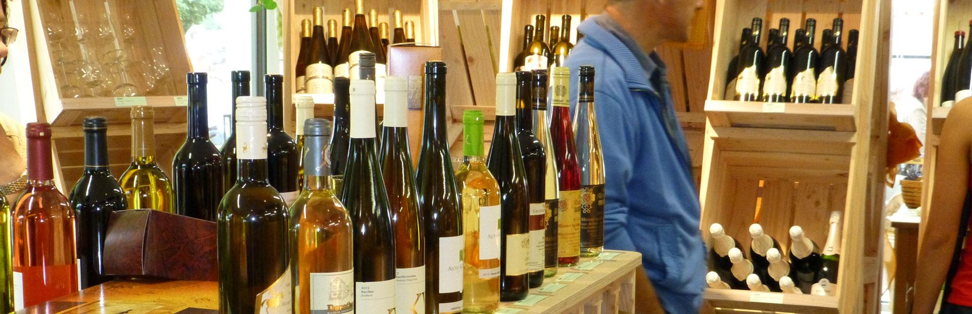 Wein und Getränke Gulina Guldental